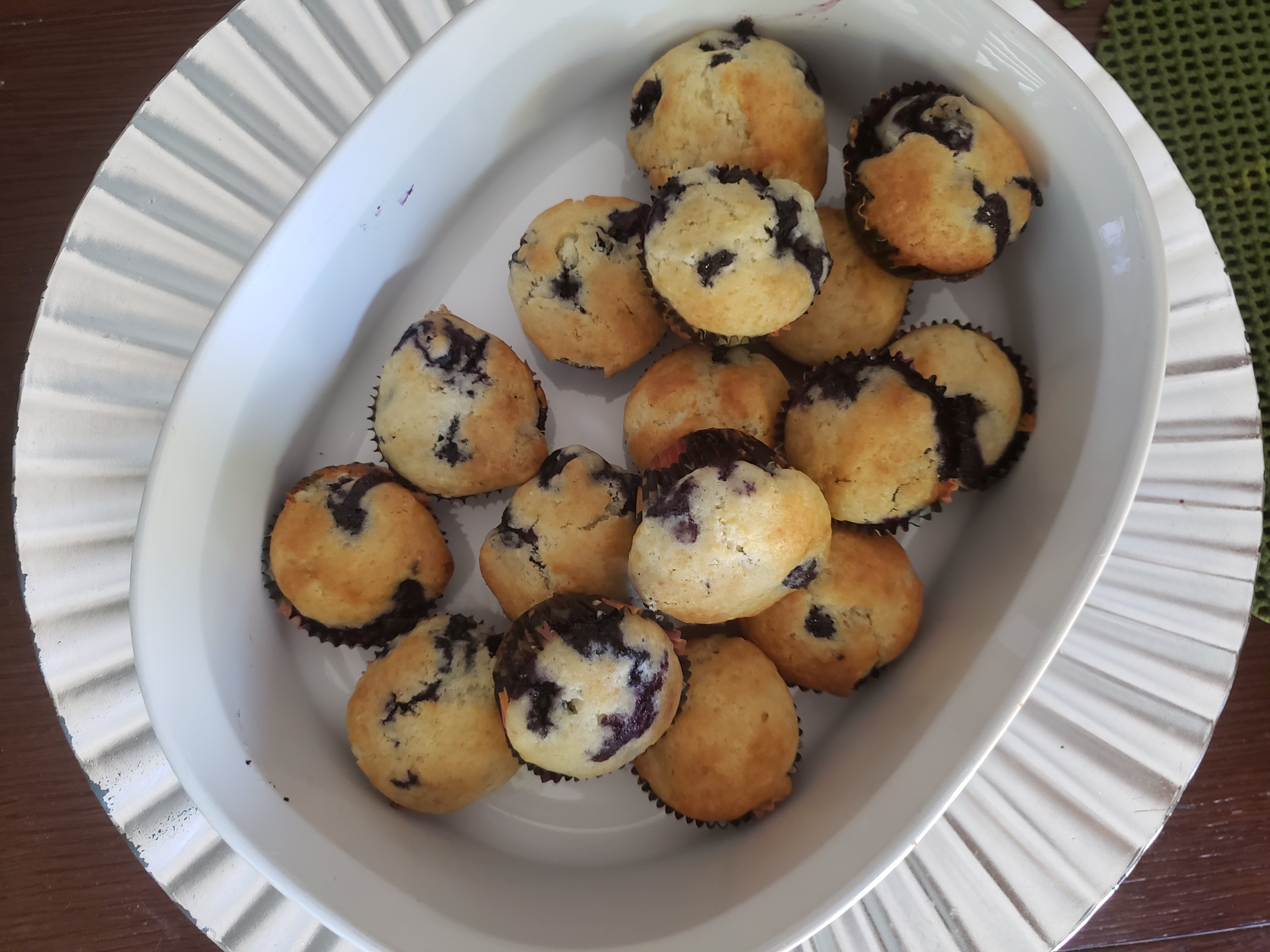 "Quick & Easy Best Ever ""Blueberry"" Muffins"